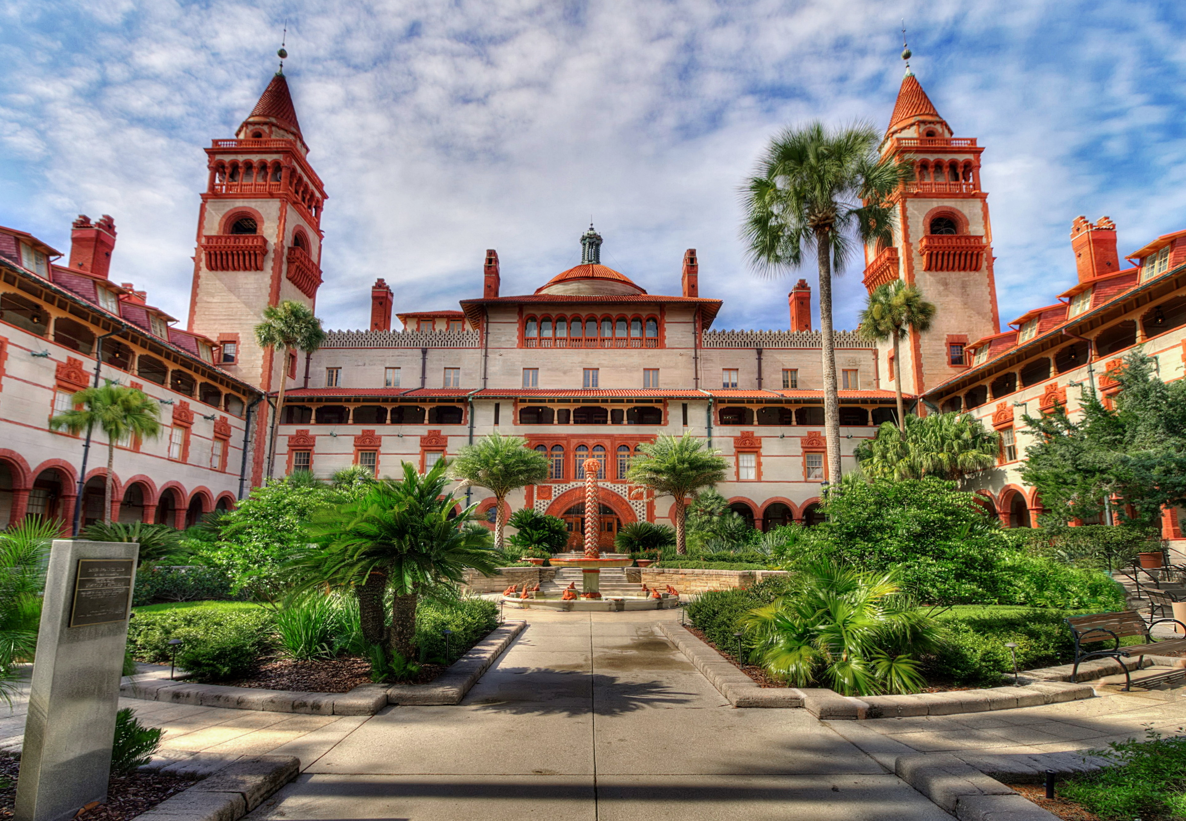 The Ponce de Leon Hotel, St Augustine, FL