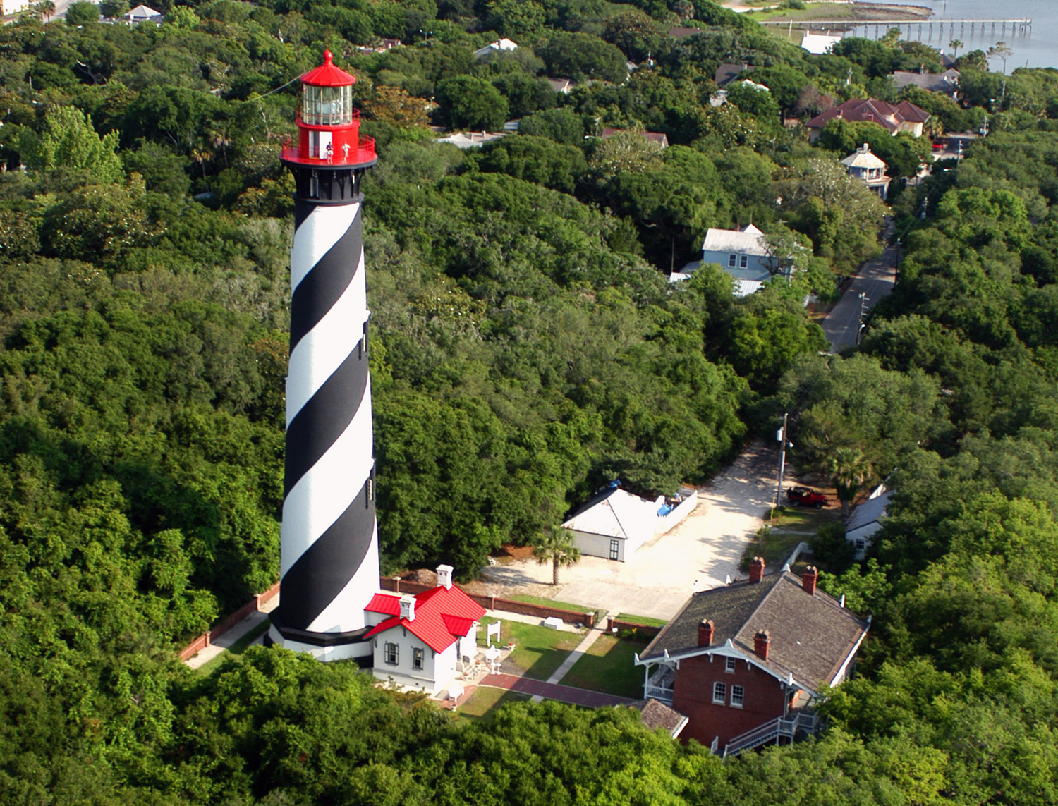 The Haunting Of St. Augustine Lighthouse - Photo