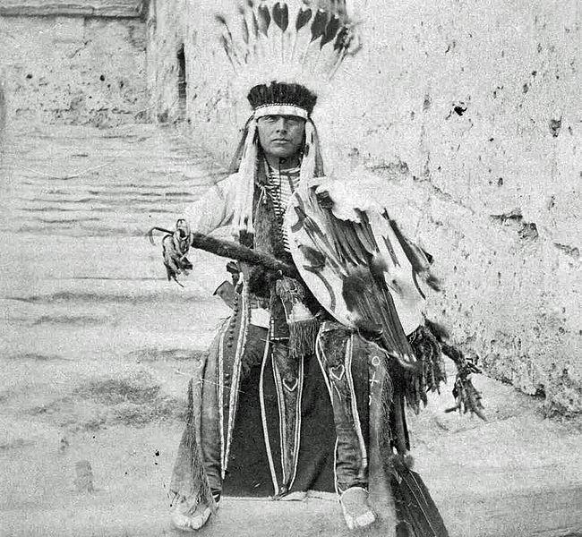 native american captive