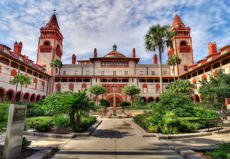 The Ghosts Of Flagler College - Photo