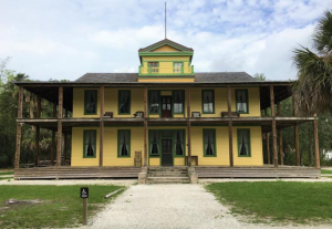 koreshan state historic house