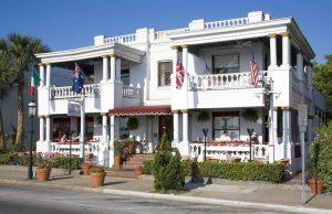 The Casablanca Inn in St. Augustine