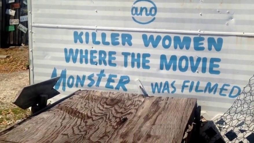killer women, where the movie monster was filmed