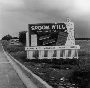 Spook Hill: pirates, demon crocs', aliens and a yeti or two. - Photo